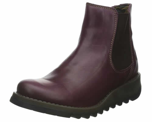 No.1 Fly London Boots - Salv
