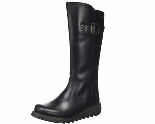 No.10 Best Fly London Boots Shap Gore-Tex