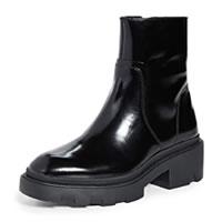 Ash - Women's Muse Chelsea Boots, Black